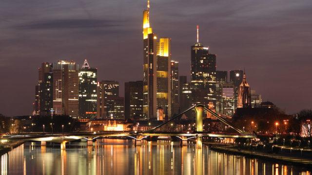 Frankfurt postaje novi centar Evrope