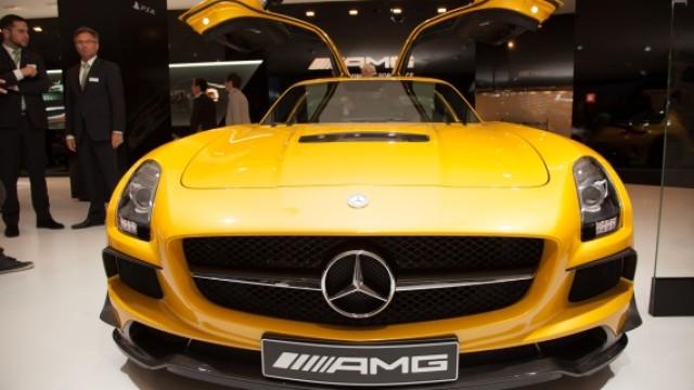 Ako idete u Štutgart posetite Mercedesov muzej