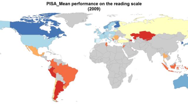 Rezultati PISA testa u Srbiji
