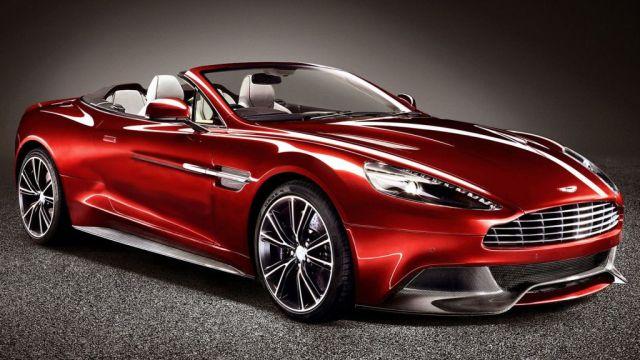 Udeo Dajmlera u Aston Martinu