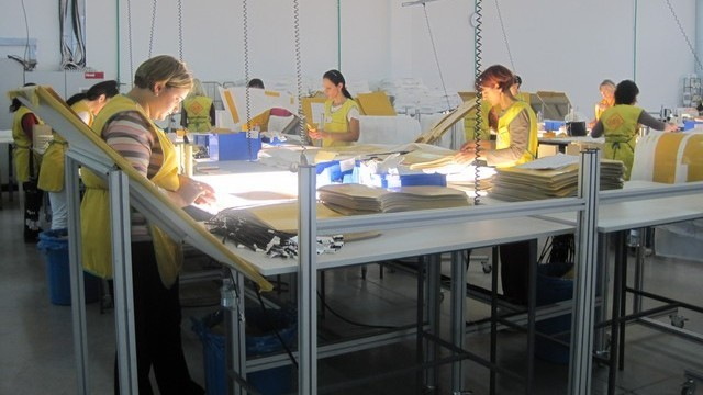 Nemački IGB traži u Karlovcima 100 novih radnika