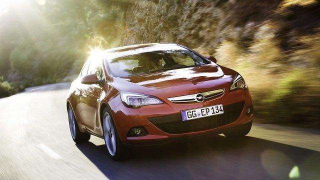 Uskoro Opel Astra GTC sa 200 ks