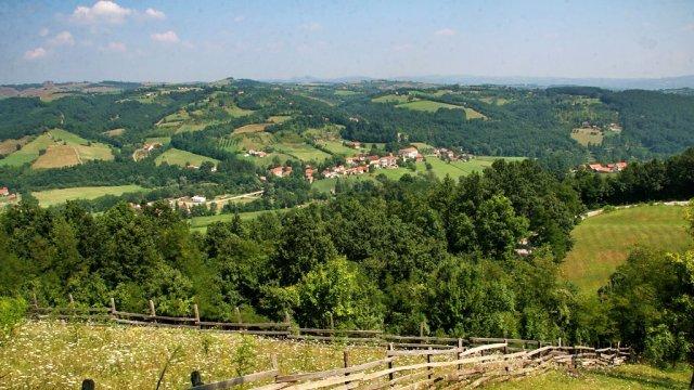 Kamping potencijali sela Lunjevica