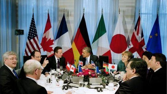 Samit G7 u Briselu umesto samita G8 u Sočiju