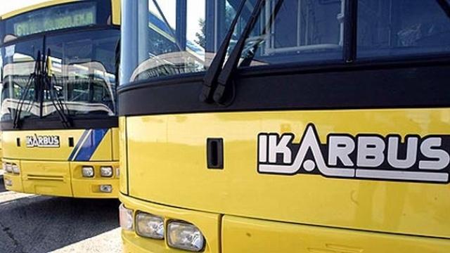 Beogradu isporučeno 10 Ikarbus Mercedesa