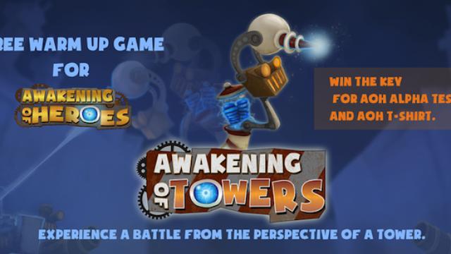 """""""Awakening of Towers"""" - nova igrica stiže iz Srbije"""