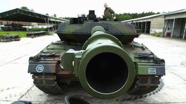 Nemačka zaustavila izvoz vojnih proizvoda u Rusiju