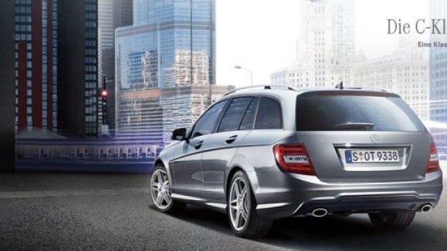 Mercedes karavan C-klase od septembra u prodaji