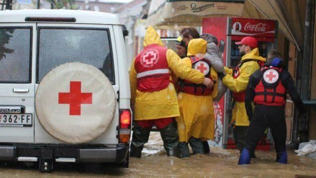 Nemačka donirala Crvenom krstu zaštitnu opremu i računare
