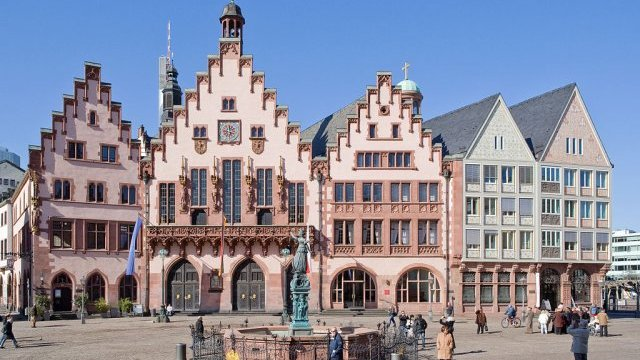 Pet turističkih zanimljivosti Frankfurta