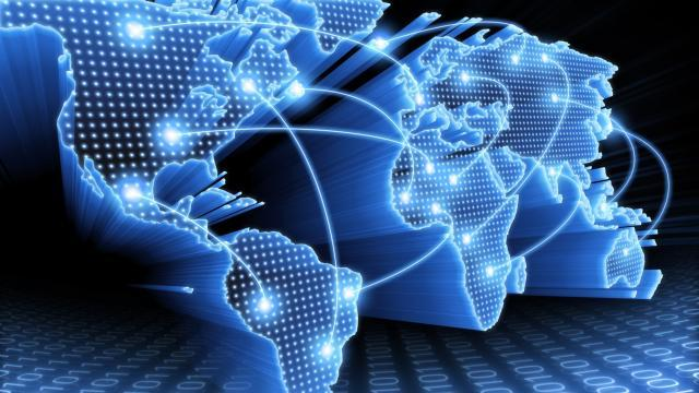 Sajber napad na nemački internet?