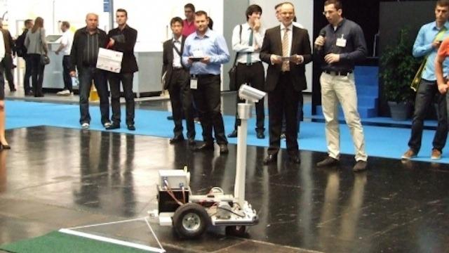 Niški robot osvojio minhenski sajam