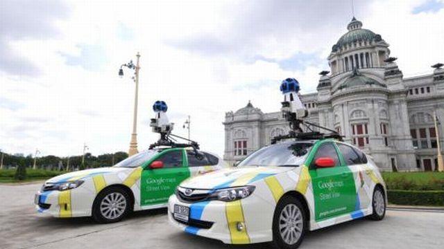 Google Street View servis za Srbiju