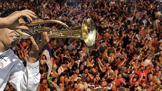 U Guči se ponovo slavi samo truba