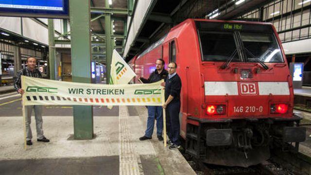 Nemački piloti i železničari opet u štrajku