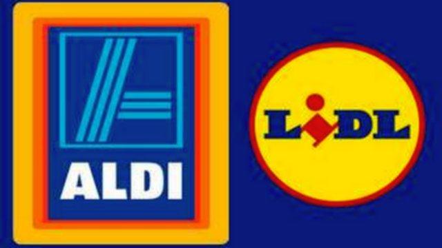 """Simbol """"Nutri Score"""" na proizvodima Lidla i Aldija"""