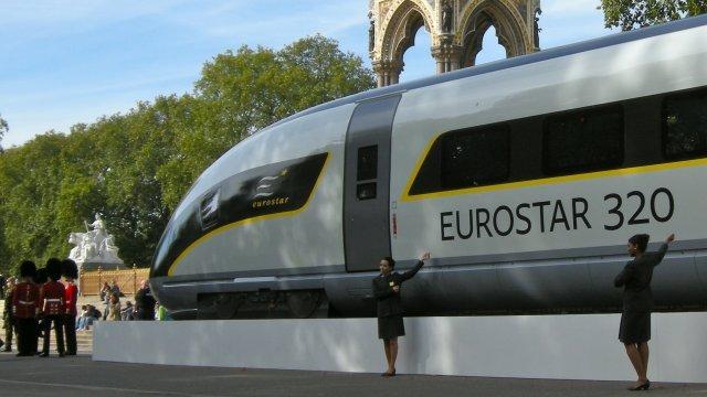 Brza pruga spojila Minhen i Berlin