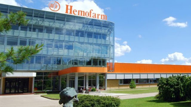 Iz vršačkog Hemofarma stiže 60% proizvoda Štade