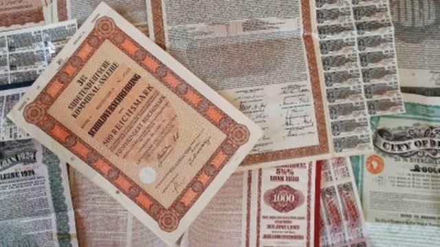 Rekordan pad prinosa na britanske i nemačke obveznice