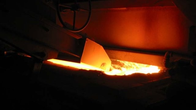 Nova topionica i fabrika sumporne kiseline u Boru