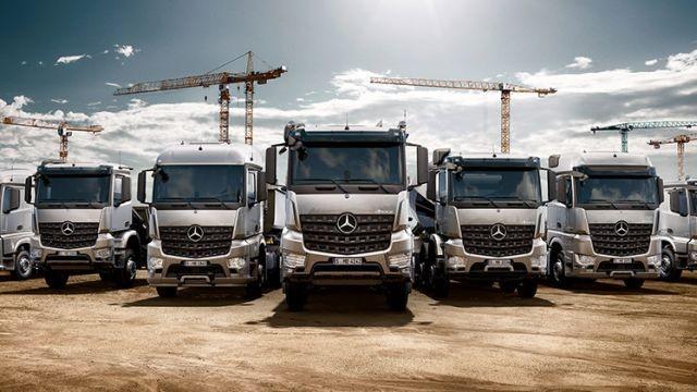 Nemački kamioni najprodavaniji u SAD
