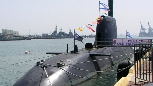 Nemačka Izraelu isporučila petu podmornicu