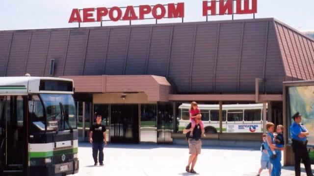 Niški aerodrom u prvom kvartalu uslužio 15.000 putnika