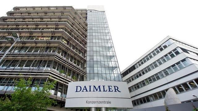 Daimler u prvom kvartalu udvostručio dobit
