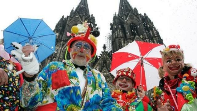 Karnevalska groznica zahvatila Nemačku
