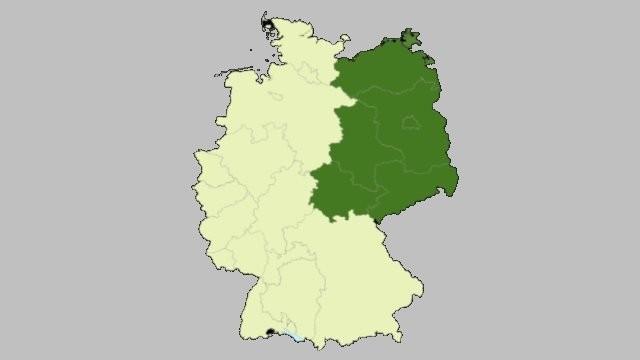 Istočni Nemci rade više od zapadnih