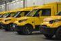 Za Nemačku poštu 30.000 električnih vozila