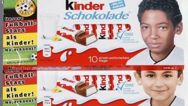 Kinder čokolade i jaja su kancerogeni!
