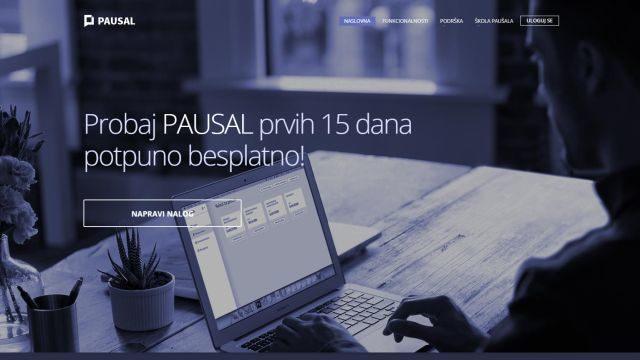 Internet aplikacija za samostalno vođenje biznisa