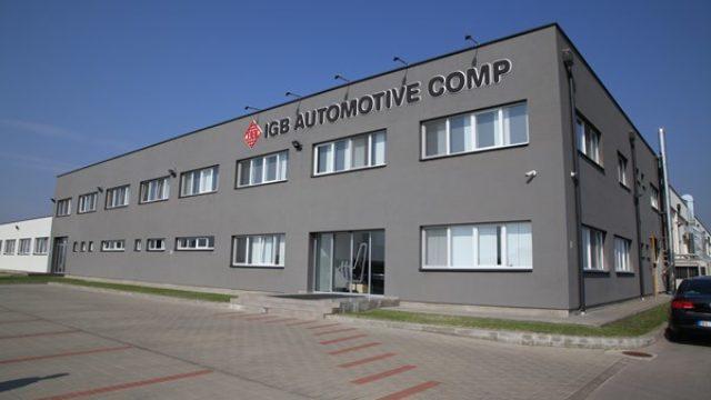 IGB Automotive najavljuje nove investicije