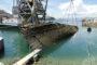 Uklanjanje potopljene nemačke flote iz Dunava