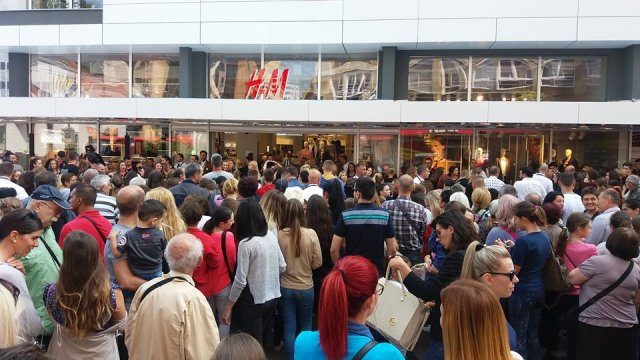 Štrajk na dva berlinska aerodroma