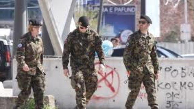 Ministarka predlaže vojni savez sa Francuskom