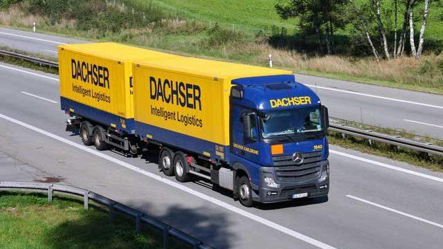 Nelt i Dachser dostavljaju hranu iz cele Evrope