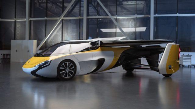 Leteći automobil na frankfurtskom salonu