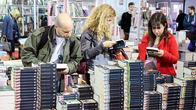 Sutra počinje beogradski Sajam knjiga