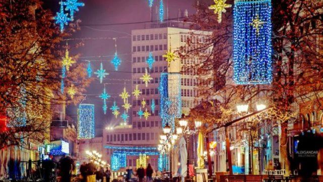 U Novom Sadu počeo Winter Fest