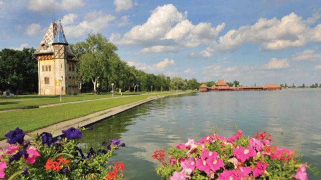 Palić spreman za sanaciju jezera i gradnju akvaparka