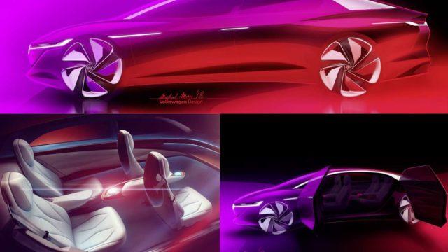 VW u Ženevi predstavlja automobil bez komandi