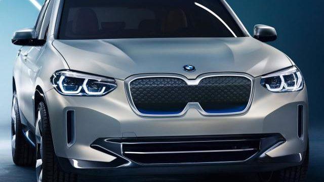 BMW-ov električni SUV će praviti Kinezi