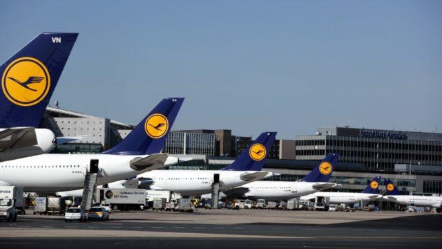 Na frankfurtskom aerodromu najmanje putnika od 1984.
