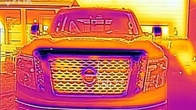 VW oprema svoja vozila termalnim kamerama
