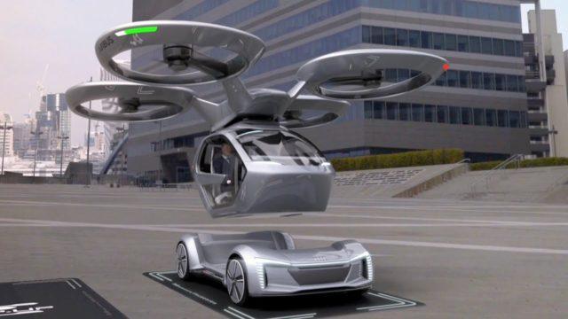 Audi dobio dozvolu za testiranje letećih automobila
