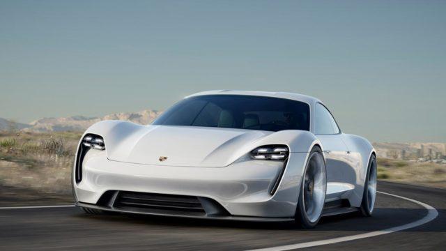Električni Porsche Taycan će prelaziti 500 km