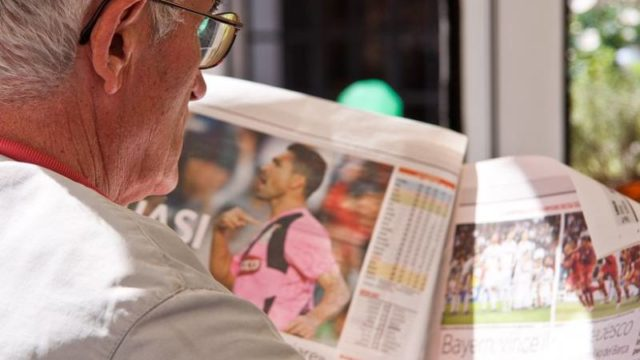Nemačke dnevne novine gube čitaoce