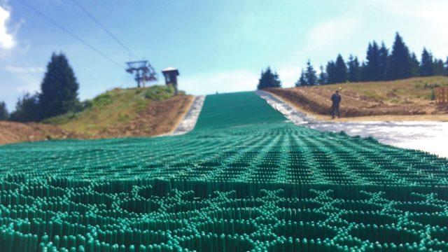 Na Kopaoniku otvorena veštačka ski-staza